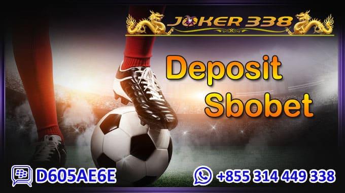 Deposit Sbobet